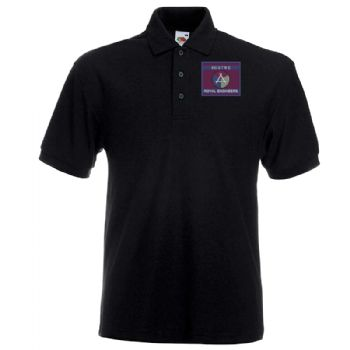 510 STRE Embroidered Polo Shirt